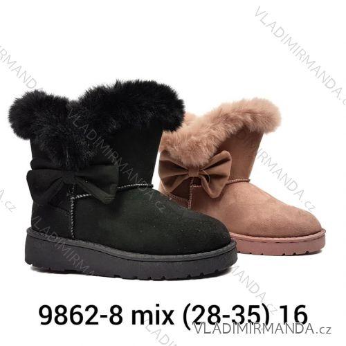 Válenky topánky členkové detské dorast dievčenské (28-35) OBUV OBT189862-8 256150b9994