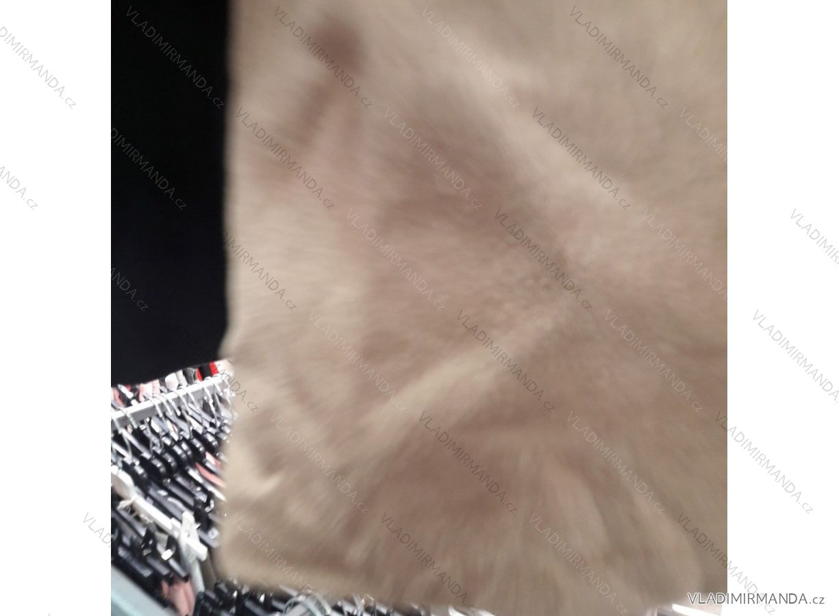 4ca7fc508b41 Kabát brúsená koženka s kožušinkou dámska (s-xl) FRANCÚZSKO IMT18803 ...