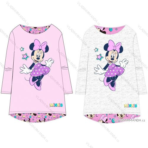 966c5f940cfb Šaty dlhý rukáv minnie mouse detské a dorast dievčenské (104-134) ePlus DIS