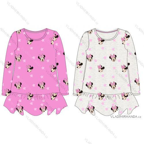 e52e7a147691 Šaty dlhý rukáv minnie mouse detské a dorast dievčenské (98-128) ePlus DIS