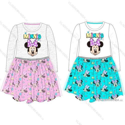 444d34602d9f Šaty dlhý rukáv minnie mouse detské a dorast dievčenské (98-128) ePlus DIS
