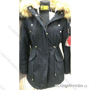 Kabát parka dámska teplá s kožušinkou s-west fashion (xs-xl) LEU181306 28a246aac5
