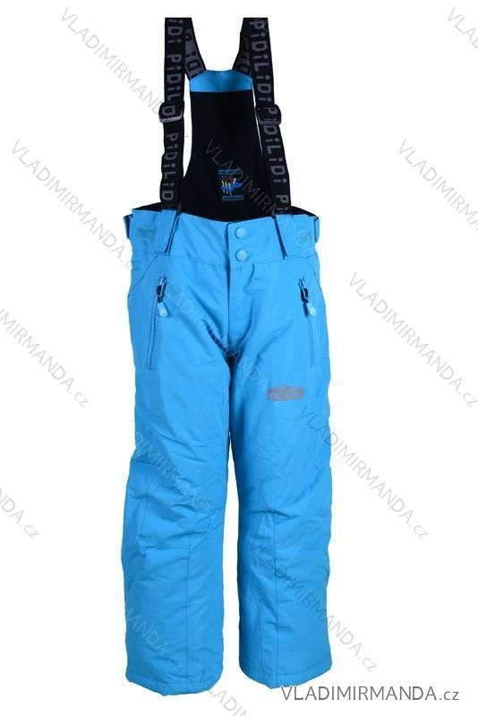 f37727c817f9 Nohavice zimné lyžiarske detské dorast dievčenské aj chlapčenské (98-158)  PIDILIDI PD1040-02