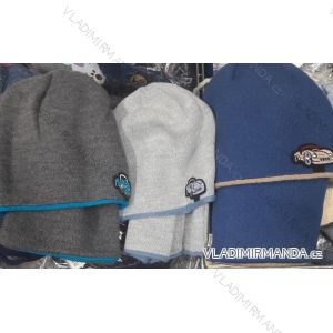 Set čiapky a nákrčník zimné detský chlapčenský (uni) POĽSKO PV618057