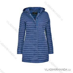 Bunda   kabát dámska teplá prešívaná s kožušinkou (s-2xl) LIBLAND LEU18- e106ccd758