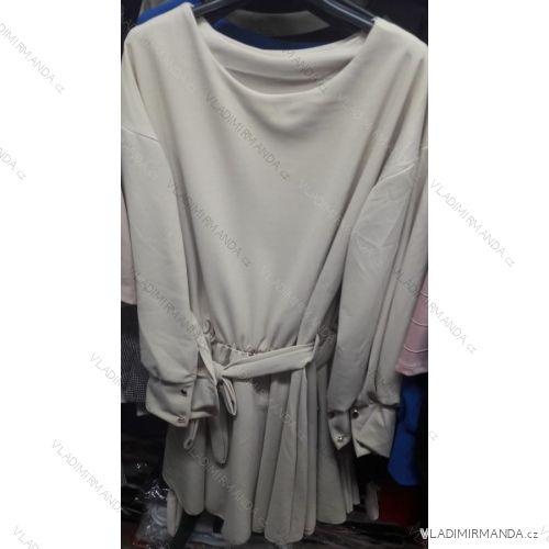 Šaty 3 4 dlhý rukáv dámske (uni sl) TALIANSKÁ MÓDA IMT18916 ... 4850c5a9e49