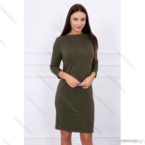 97ed5e387e95 Šaty dlhý rukáv dámske (one size) TURECKO ESI188825
