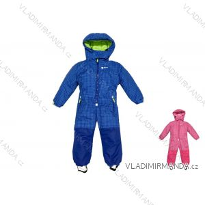 Kombinéza overal zimné šusťákový dojčenský detské dievčenské a chlapčenský (92-122) KUGO B301