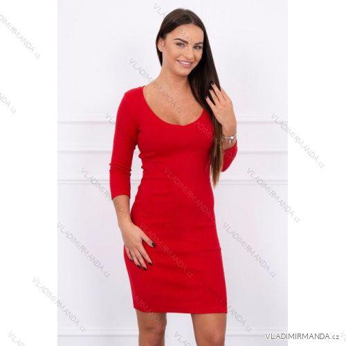 e39f97dcd2 Šaty dlhý rukáv dámske (one size) TURECKO ESI188863