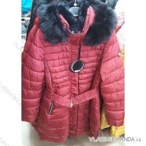 5ab26329d Kabát bunda zimná prešívaná s kožušinkou dámska (s-xl) TALIANSKÁ MÓDA  IMC181479