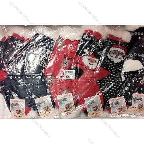 Ponožky teplé zateplené bavlnou dorast až dámske (35-38) ELLASUN 7621
