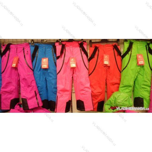 b90b83809e57 Nohavice lyžiarske oteplovačky detské dorast dievčenské chlapčenské  (104-134) Echt HB01-M1