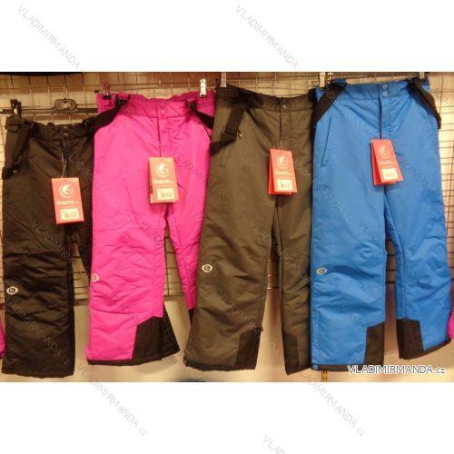 5f385e6b3284 Nohavice lyžiarske oteplovačky detské dorast dievčenské chlapčenské  (104-140) Echt HB04-M2
