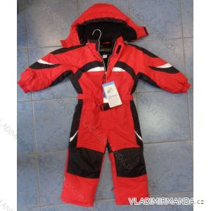 Kombinéza zimné šušťáková dojčenská a detská dievčenská a chlapčenská (80-110) PENG MING LC1310