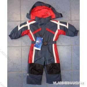 Kombinéza zimné šušťáková dojčenská a detská dievčenská a chlapčenská (80-110) PENG MING LC1206