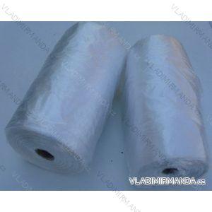 Hdpe slabé mikroténové rolové tašky 5 kg role po 250 ks UNI TAR005ss