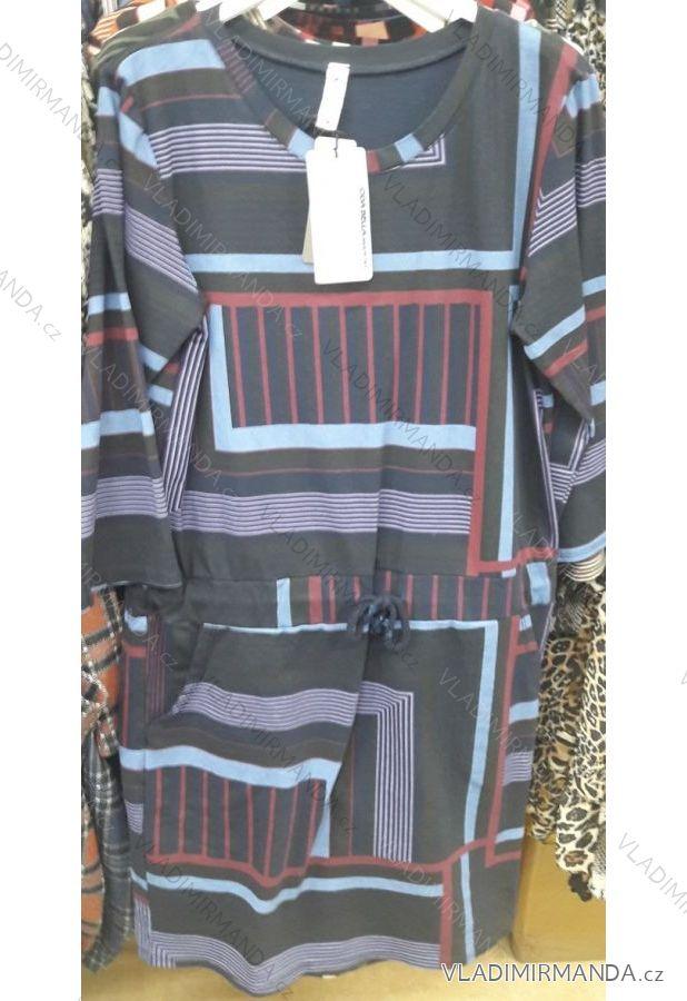 eda43e2fbb4d Šaty   tunika queen 3 4 rukáv dámske (uni sl) TALIANSKÁ MÓDA IMC19070