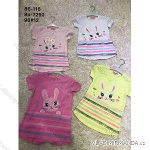 4debf022f Tričko krátky rukáv kojenecké detské dievčenské (86-116) ACTIVE SPORT  ACT198p-7250