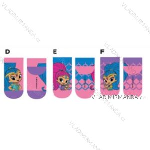 Ponožky kotníkové shimmer and shine detské dorost dievčenské (23-34) SETINO 881-337