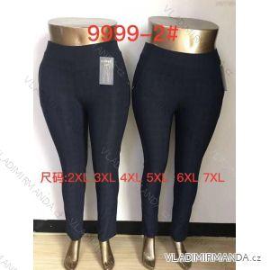 kalhoty dlouhé dámské nadrozměrné (2xl-7xl ) ELEVEK 9999-2