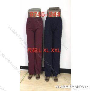 Kalhoty dlouhé dámské (l-2xl) ELEVEK 9745-24