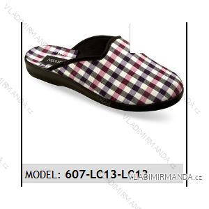 Papuče šľapky dámske (37-41) Mjartan OBUV 607-LC13-LC13