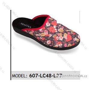Papuče šľapky dámske (37-41) Mjartan OBUV 607-LC48-L27