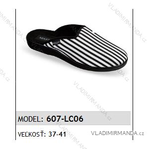 Papuče šľapky dámske (37-41) Mjartan OBUV 607-LC06