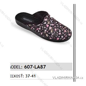 Papuče šľapky dámske (37-41) Mjartan OBUV 607-LA87