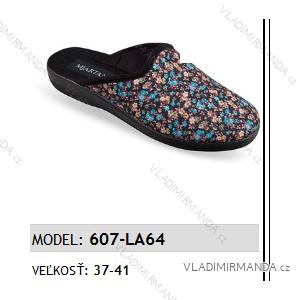 Papuče šľapky dámske (37-41) Mjartan OBUV 607-LA64