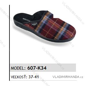 Papuče šľapky dámske (37-41) Mjartan OBUV 607-K34