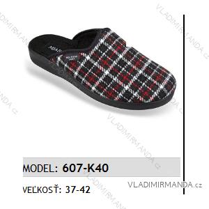 Papuče šľapky dámske (37-42) Mjartan OBUV 607-K40