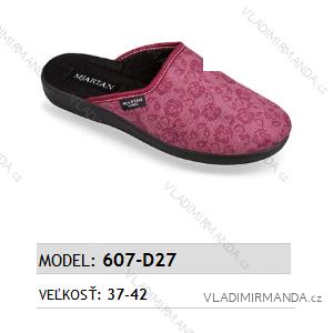 Papuče šľapky dámske (37-42) Mjartan OBUV 607-D27