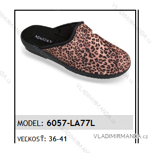 Papuče šľapky dámske (37-41) Mjartan OBUV 6057-LA77L