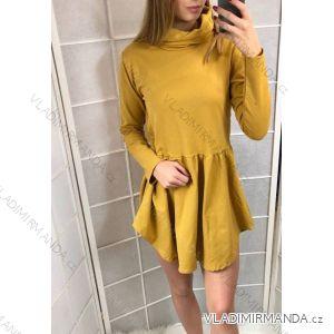 Šaty dlhý rukáv dámske (sl) TALIANSKÁ MÓDA IMT181299