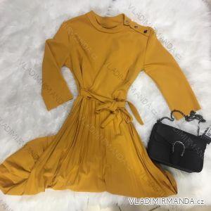 Šaty dlhý rukáv dámska (uni sl) TALIANSKÁ MÓDA IM2189548