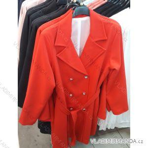Kabát jesenné dámsky (m-xl) TALIANSKÁ MÓDA IM319001 75b5933fd46