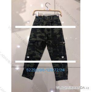 Kalhoty dětské chlapecké maskáč (98-128) SEAGULL SEA1952292