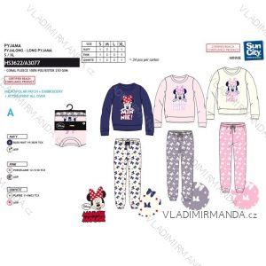 Pyžamo dlhé minnie mouse dámske (s-xl) SUN CITY HS3622