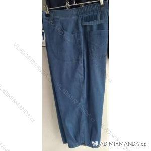 817fe32267 Kalhoty 3 4 krátké dámské nadrozměrné (l-4xl) BATY BAT19QJEAN-NU