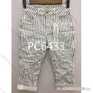 Kalhoty 3/4 dámské (xs-xl) JEWELLY LEXXURY LEX19PC6433