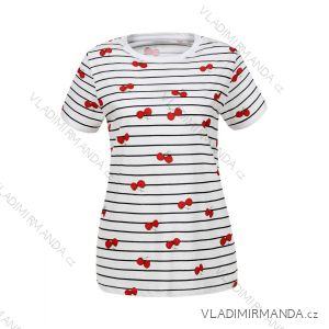 Tričko krátky rukáv dámske (s /xl) GLO-STORY WPO-8829