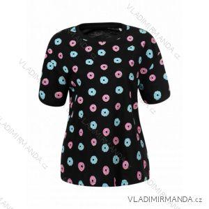 Tričko krátky rukáv dámske (s /xl) GLO-STORY WPO-8830
