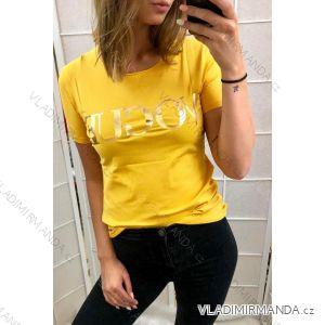 Tričko krátký rukáv dámské Vogue (uni s/m) Italská MÓDA IMT19467