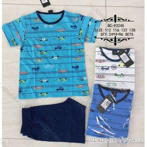 Pyžamo krátke detské chlapčenské (112-128) N-FEEL BC-9324S