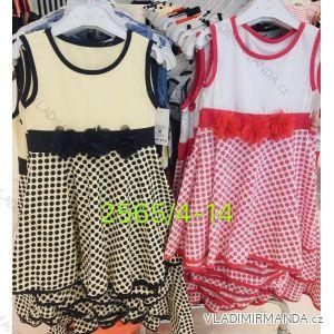 98701518a7a6 Šaty letní na ramínka dětské a dorost dívčí (4-14 let) SEAGULL SEA192565