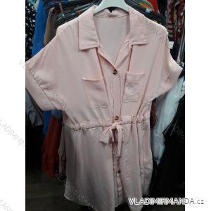 Šaty košilové letní dámské (uni s/m) TALIANSKÁ MÓDA IM919668