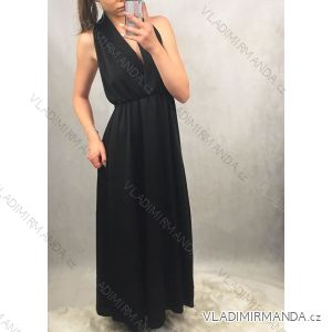 a4d044831071 Šaty dlhé letné bez rukávov dámske (uni s m) Talianska MODA IMT19608