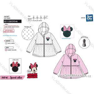 Bunda minnie mouse detská dievčenské (3-8 rokov) SUN CITY SE1128
