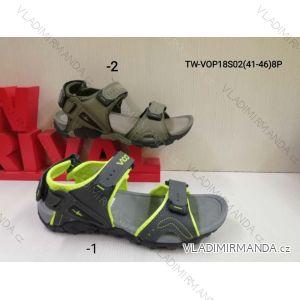 Sandále sportovní pánské (41-46) TSHOES OBUV OBT19TW-VOP18S02